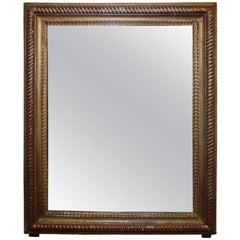 French Early 19th Century Mirror