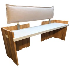 Conarte Bench and Down Cushion