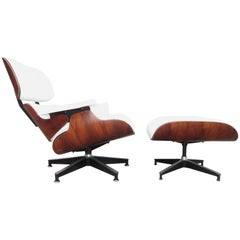 Marvelous Perfect Rosewood And Ivory Herman Miller Eames Lounge Chair Caraccident5 Cool Chair Designs And Ideas Caraccident5Info