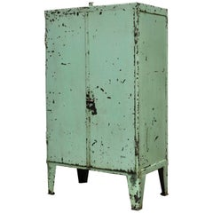 Iron Industrial Cabinet, 1960s