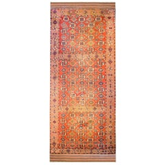 Incredible Late 19th Century Bashir Rug