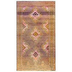 Wonderful Mid-20th Century Baluch Rug