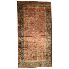 Antique Indian Carpet