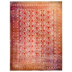 Beautiful Early 20th Century Samarkand Rug