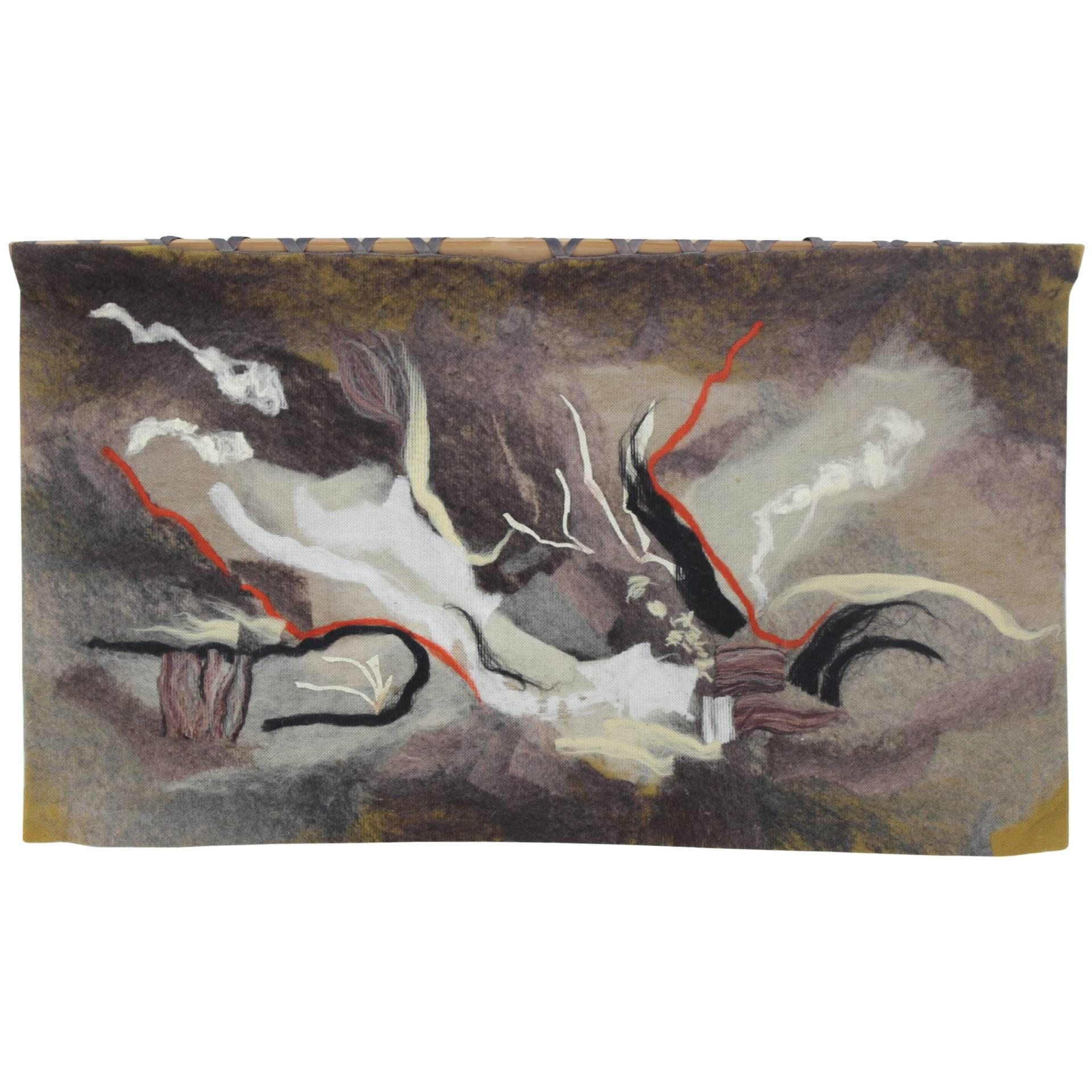 Design Abstract Wall Tapestry