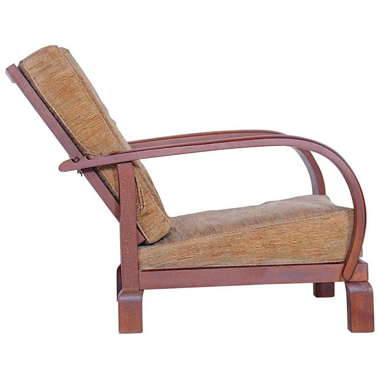 Design Reclining Armchair