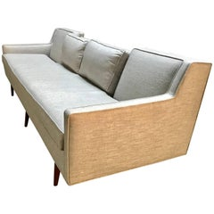 Stunning Gio Ponti for Singer & Sons Four-Seat Sofa