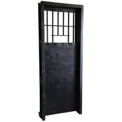 Steel Prison Jail House Door-Wine Cellar Door