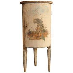 19th Century Painted Italian Side Table