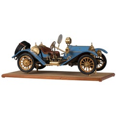 First American Racing Car Model by Sapor Modelltechnik 1913 Mercer 35J Raceabout