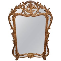 Early 20th Century French Provencal Mirror Parclose