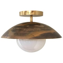Sasco Semi Flush Mount Light Fixture Custom Finishes