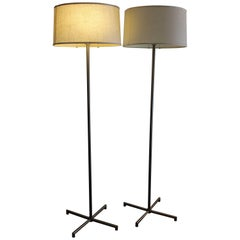 Pair of Nessen Floor Lamps