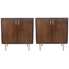 Two Formanova Cabinets by Gianni Moscatelli, circa 1965