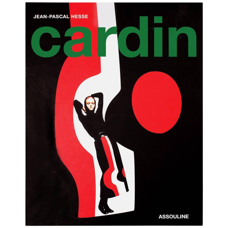 """Pierre Cardin"" Book"