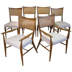 Set of Six Paul McCobb Dining Chairs