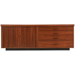 Milo Baughman Low Profile Credenza for Glenn of California