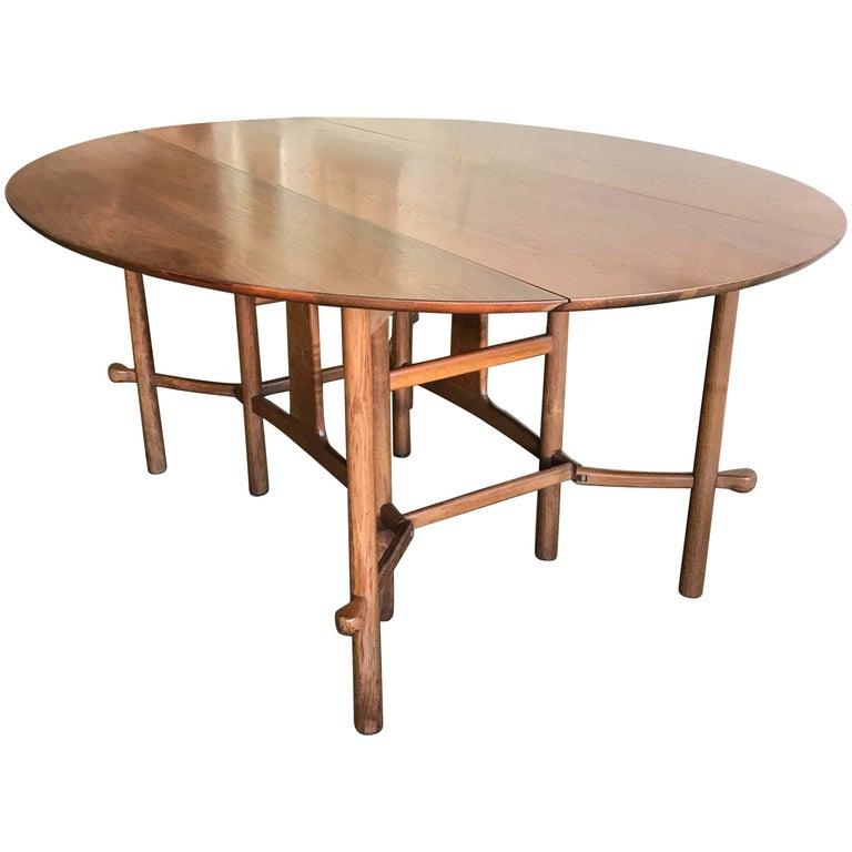Heritage-Henredon Gateleg Table
