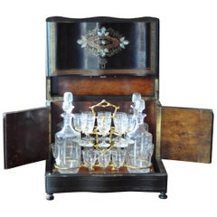 19th Century French Napoleon III Cave a Liqueur