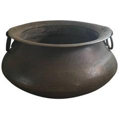 Ceylonese Copper Pot, circa 1900