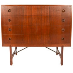 Ejnar Larsen & Aksel Bender Madsen Chest of Drawers