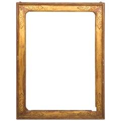 18c Italian Gilded Frame