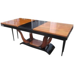 Art Deco Dining Table, circa 1920 from France