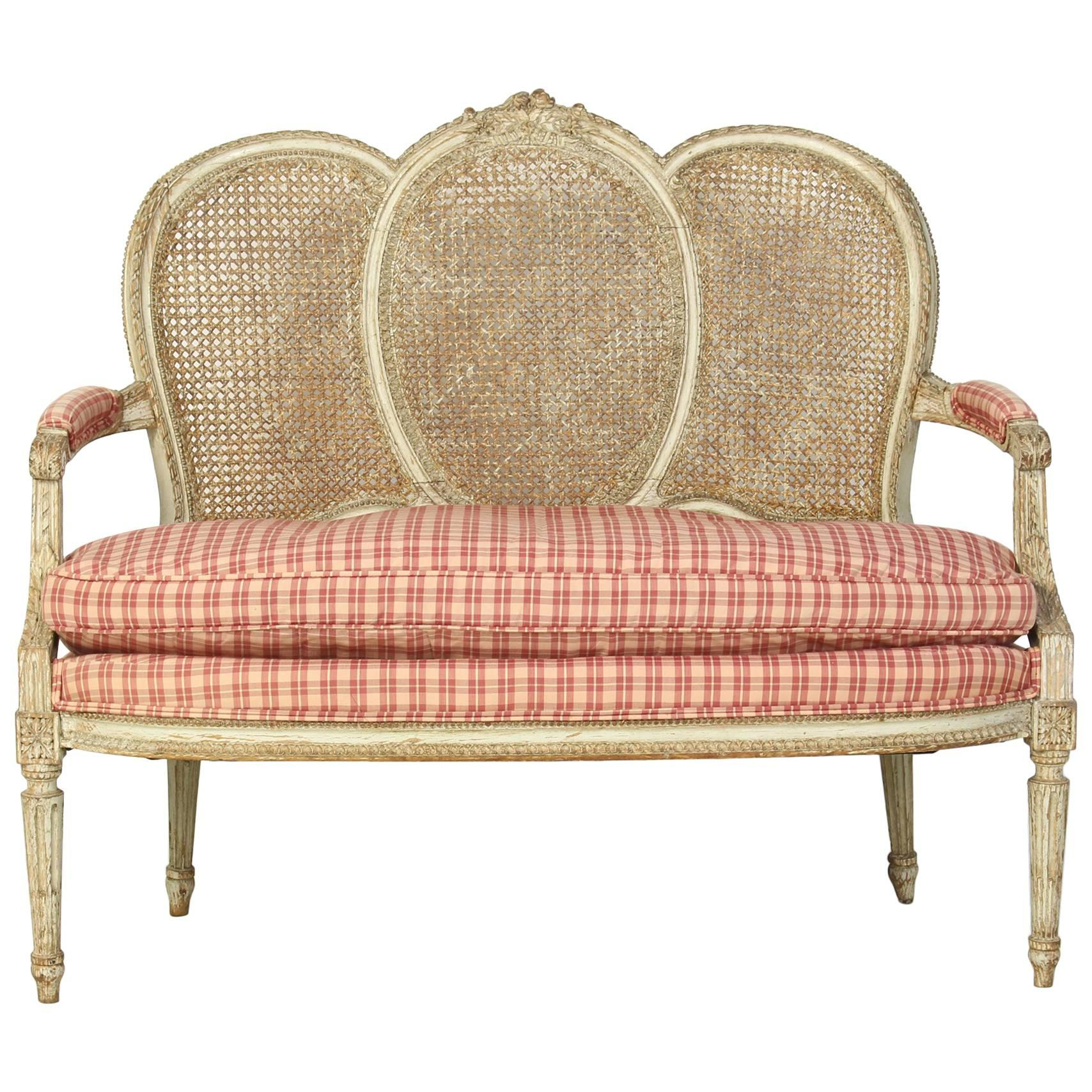19th Century French Settee