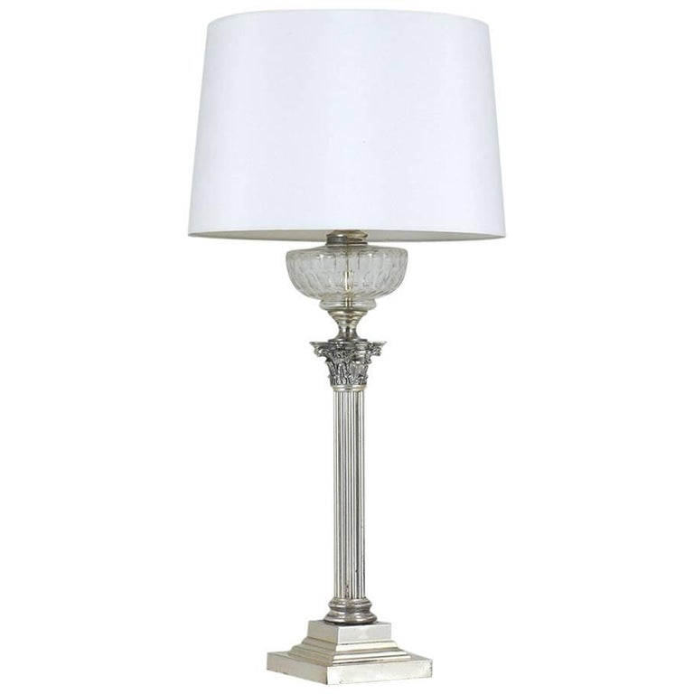 Early 20th Century Regency-Style Table Lamp