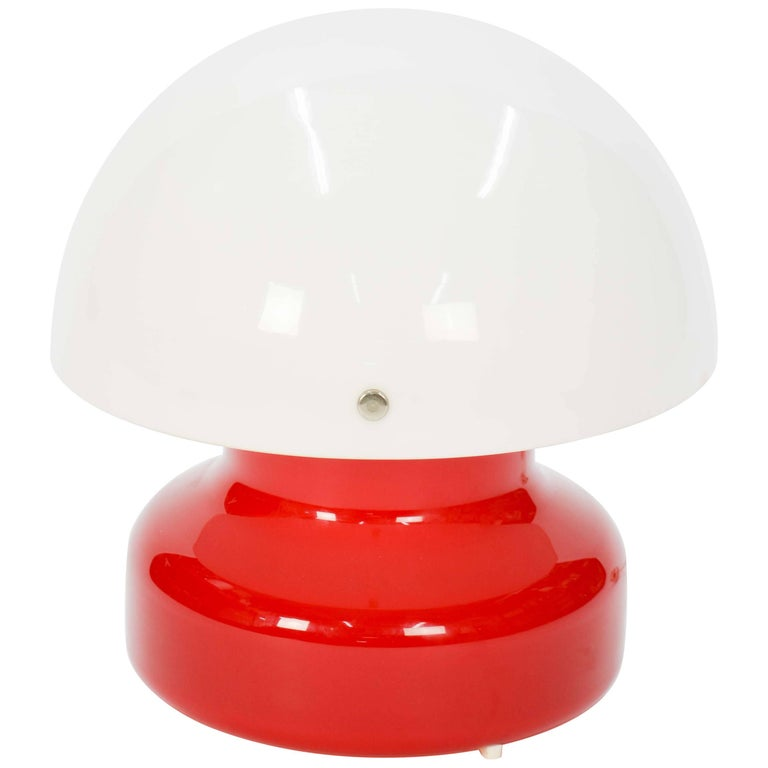 Anders Pehrson for Ateljé Lyktan Mushroom Desk Lamp For Sale