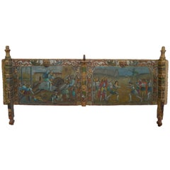 Panels of Sicilian Cart, 18th Century