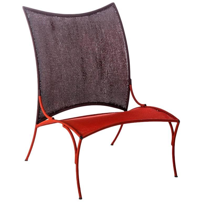 Merveilleux Arco Chair A. By Martino Gamper For Moroso For Indoor Or Outdoor In Multi