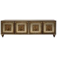 Phyllis Morris Hollywood Regency Cabinet