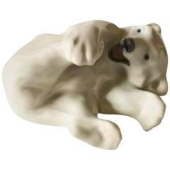 Royal Copenhagen Figurine Polar Bear Cub
