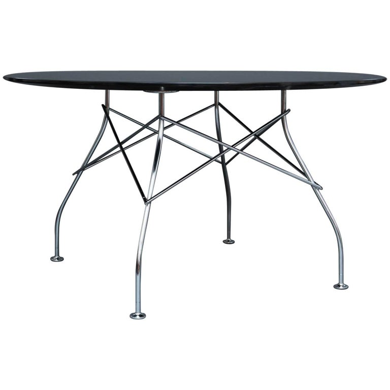 Kartell Glossy Table By Antonio Citterio At 1stdibs
