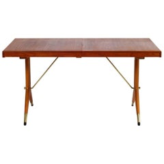David Rosen Dining Table Model Napoli for Nordiska Kompaniet, Sweden, 1950s