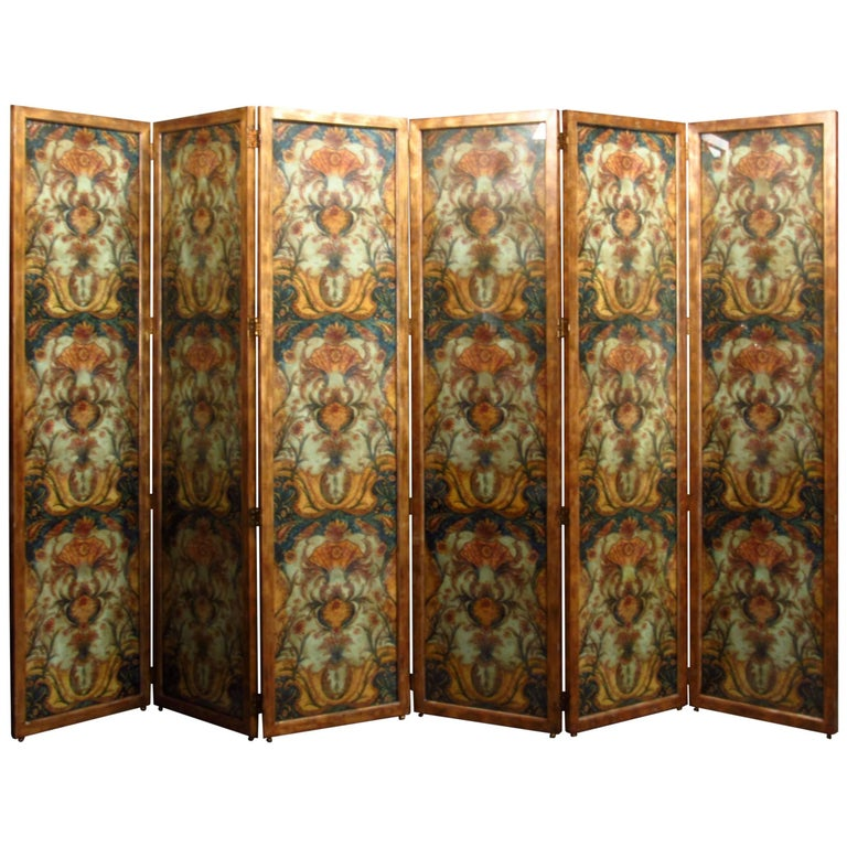 Screen Room Divider by Maitland-Smith, 1990s