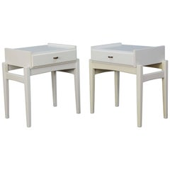 Pair of Peter Lovig Nielsen Nightstands