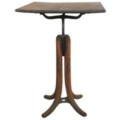 Antique Artist's Table
