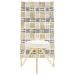 "Philippe Starck ""Miss Wirt"" Chair, circa 1982"