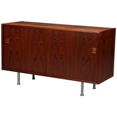 Scandinavian Palisander Sideboard, Attributed to Arne Vodder, circa 1960