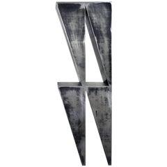 Statera Shelf sculpture in Metal