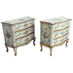 Pair of Louis XV Style Dressers