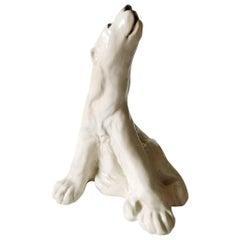Royal Copenhagen Figurine Large Polar Bear #825
