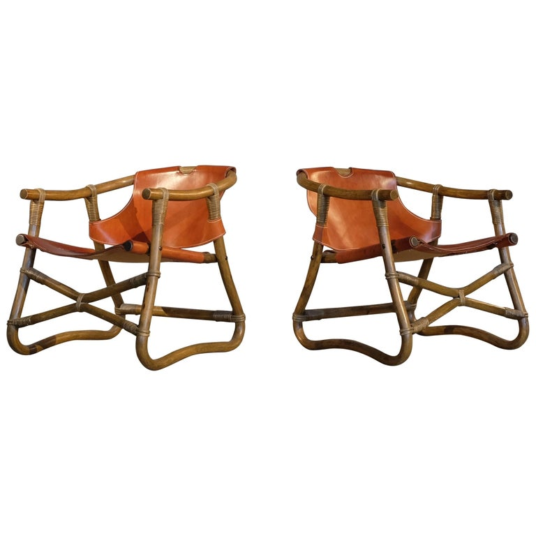 Pair of Espri Lounge Chairs, Sweden, 1970s