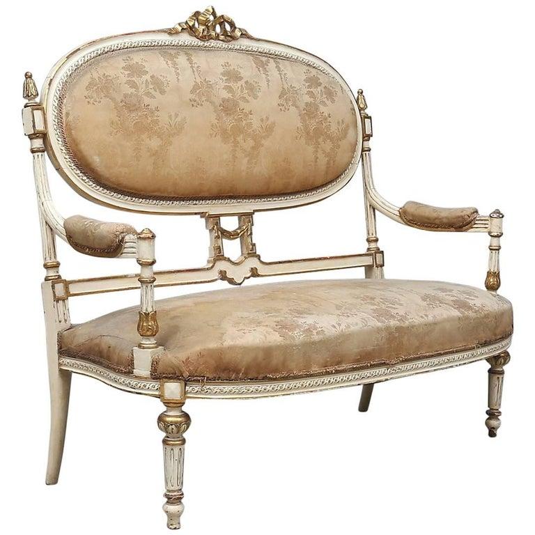 Sofa Swedish Gustavian Style