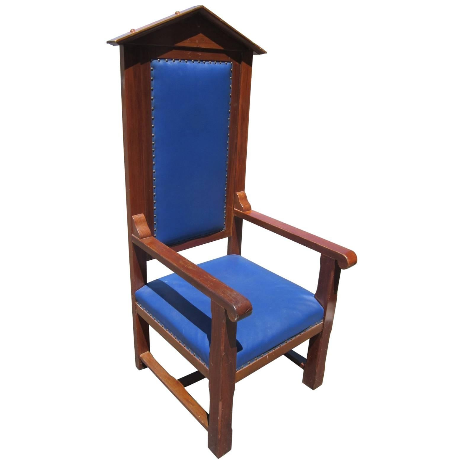 Genial Anglican Bishops Chair