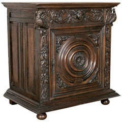Early 18th Century French Louis XIII Style Confiturier or Jam Cabinet