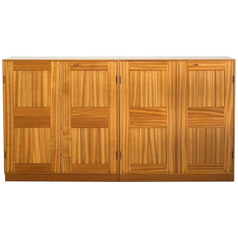 Pair of Mogens Koch Cabinets for Rud. Rasmussen