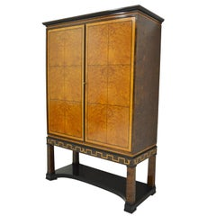 Swedish Art Deco Masterpiece Cabinet